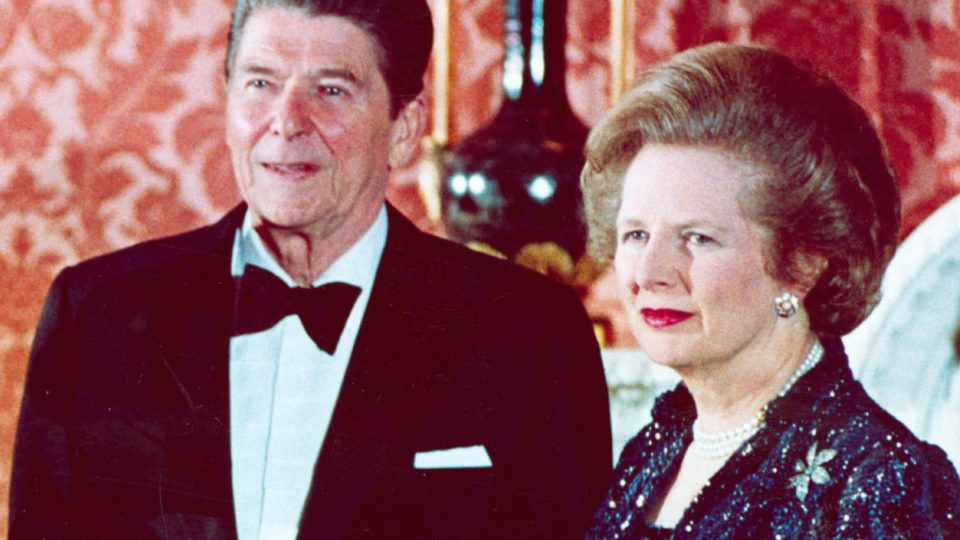 globalisation reagan thatcher