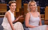 Scarlett Johansson Jennifer Lawrence