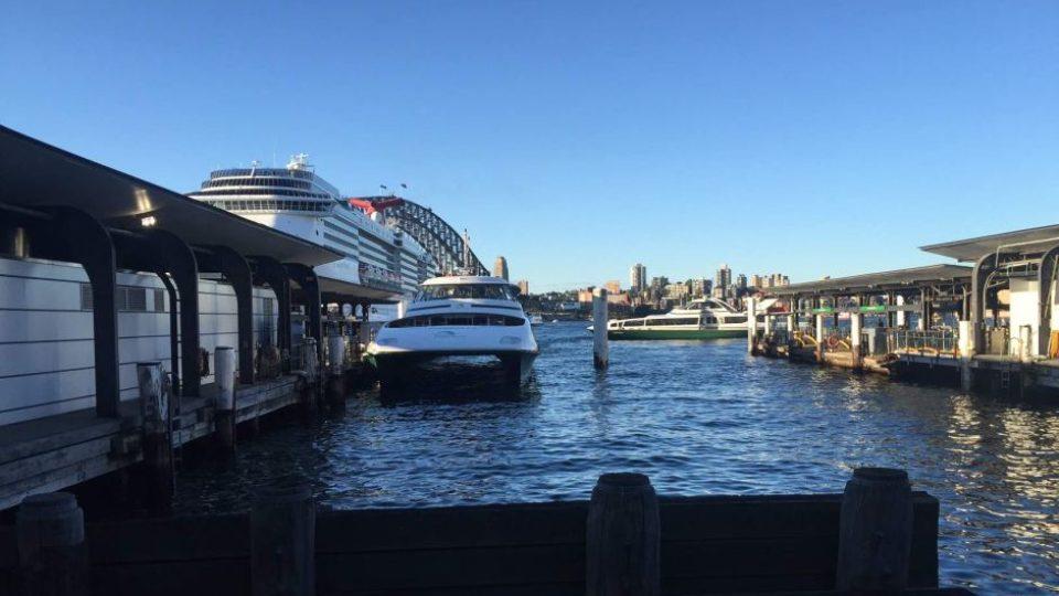 Sydney ferry crash