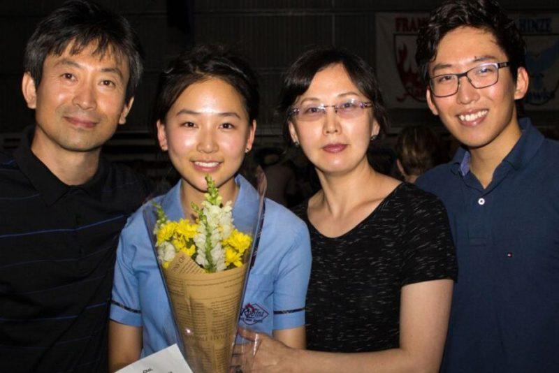 Choi family
