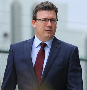 Newly-minted human services minister Alan Tudge has the unhappy task of sending out the letters. Photo: AAP