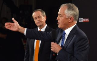 Bill Shorten says a 'tweet meltdown' by Malcolm Turnbull shows he is feeling the pressure.