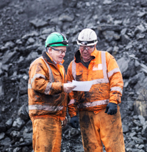 Coal mining is increasing because of the high prices. Photo: Getty