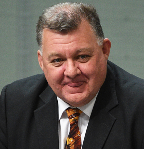 Liberal MP Craig Kelly supported the bill in Parliament as economic stimulus. Photo: AAP