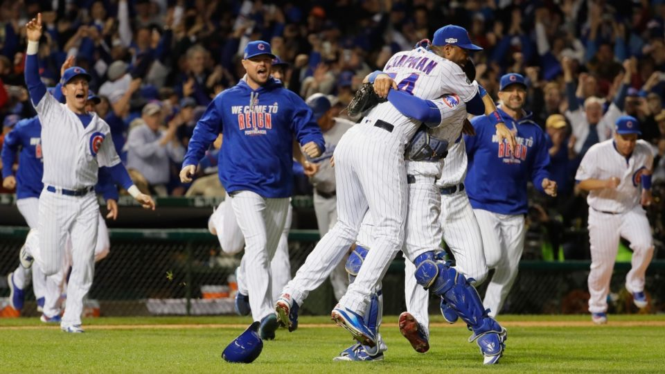 Chicago Cubs Return To World Series For First Time Since 1945