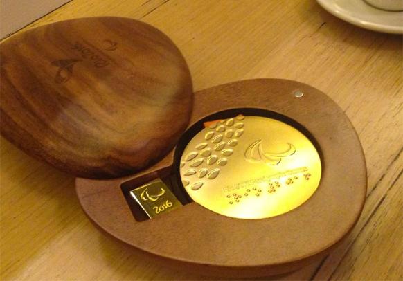 carol cooke gold medals