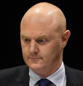 CBA boss Ian Narev will be the first to front the economics committee. Photo: AAP