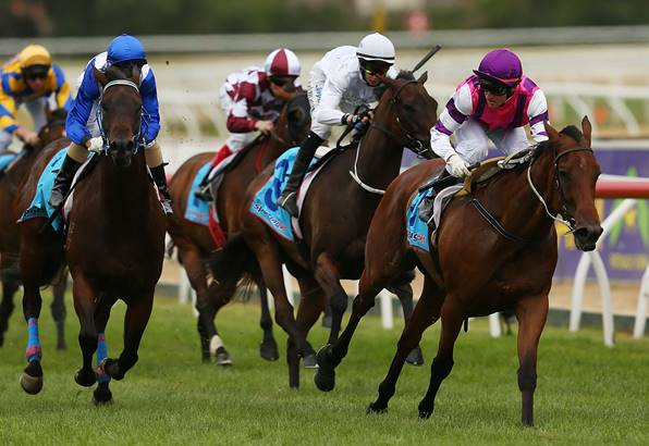 Jockey's perform well under high pressure situations, something they have to constantly deal with when racing