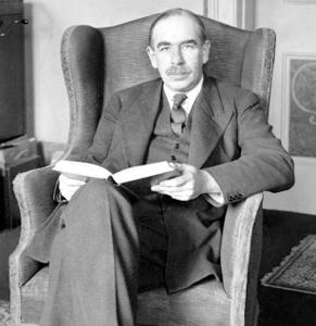 Keynes. Photo: Getty
