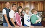 Want to live an effluent lifestyle like (L-R) Peter Rowsthorn, Glenn Robbins, Gina Riley, Jane Turner, Magda Szubanski?