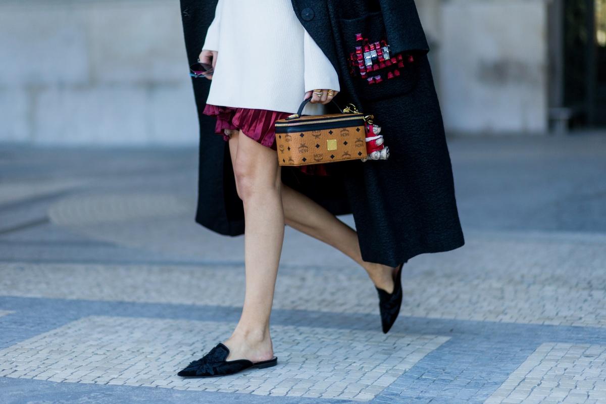 Paris street style shoes