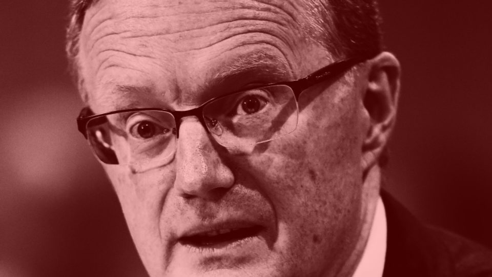 RBA governor Philip Lowe warns of rising household debt, and says income growth is crucial.