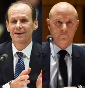 "It's ""no surprise"" Shayne Elliott and Ian Narev leapt at the idea, a consumer lawyer says. Photo: AAP"