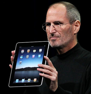 Steve Jobs clearly knew that customers use 'anchoring'. Photo: Getty