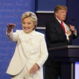 Hillary Clinton trump debate