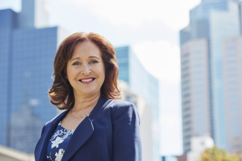Debbey Blakey says women can avoid financial exploitation. Photo: HESTA
