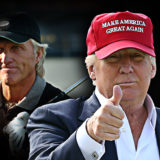 donald trump and greg norman