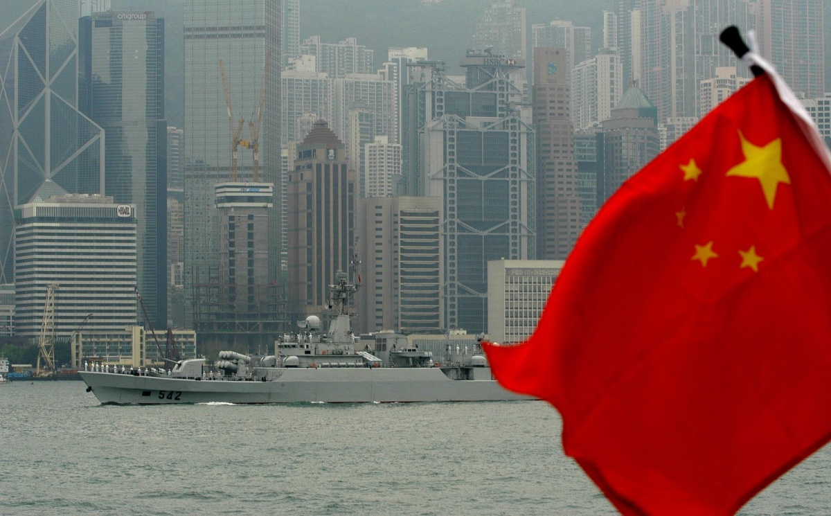 china hong kong warship