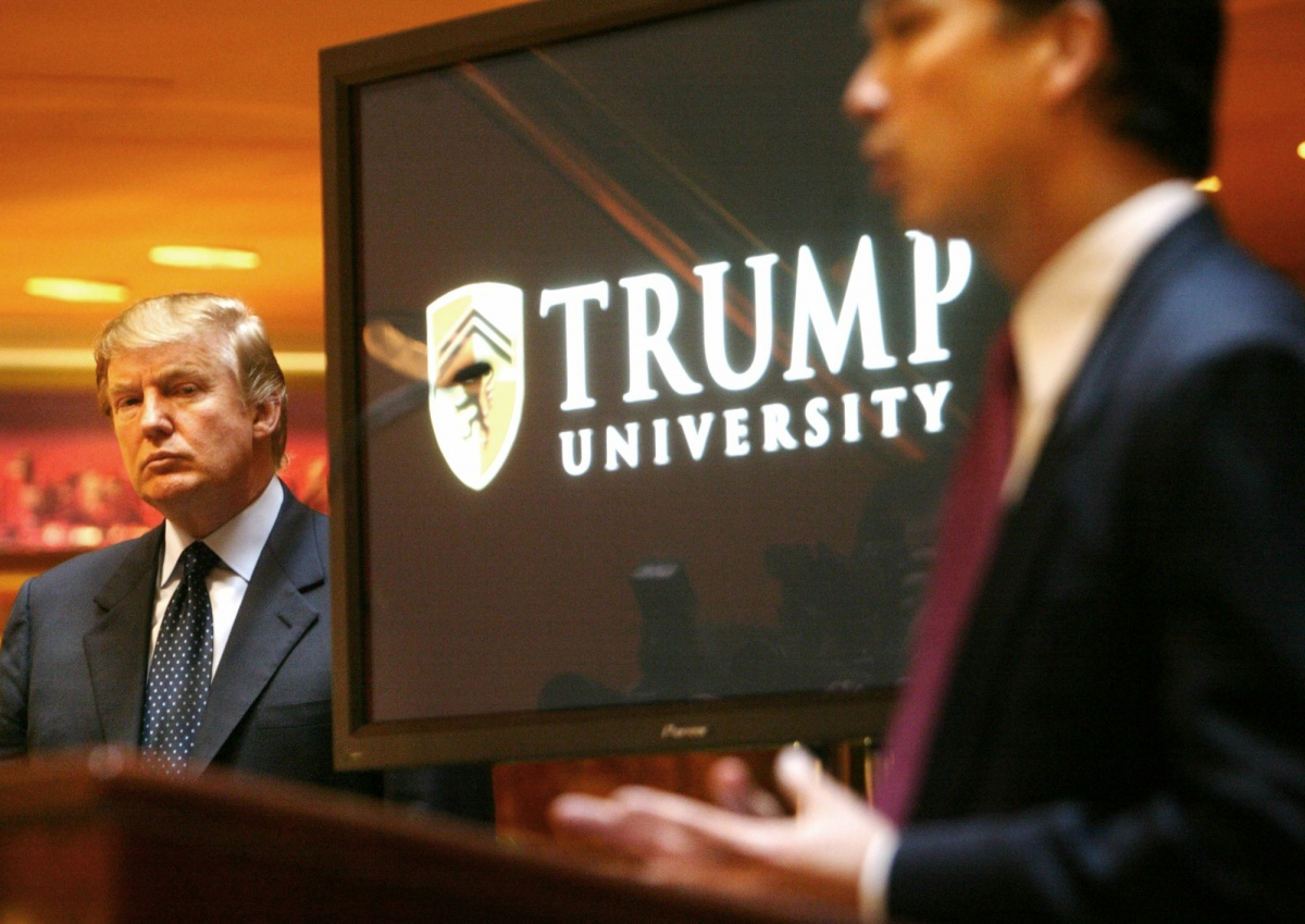 Trump University scandal