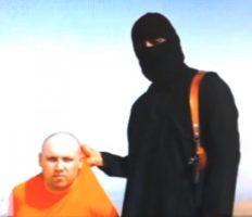 Islamic State video Steven Sotloff