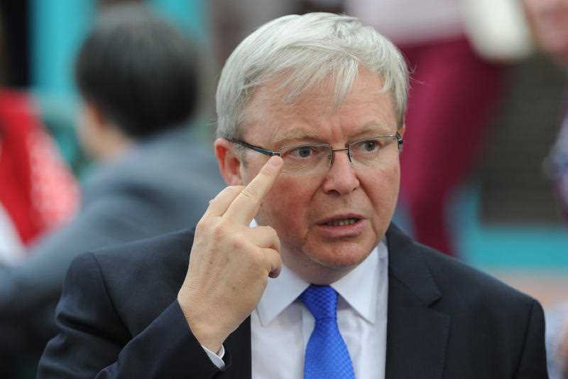 Appeasing the xenophobic right is at the heart of the Coalition's latest policy, says Kevin Rudd.