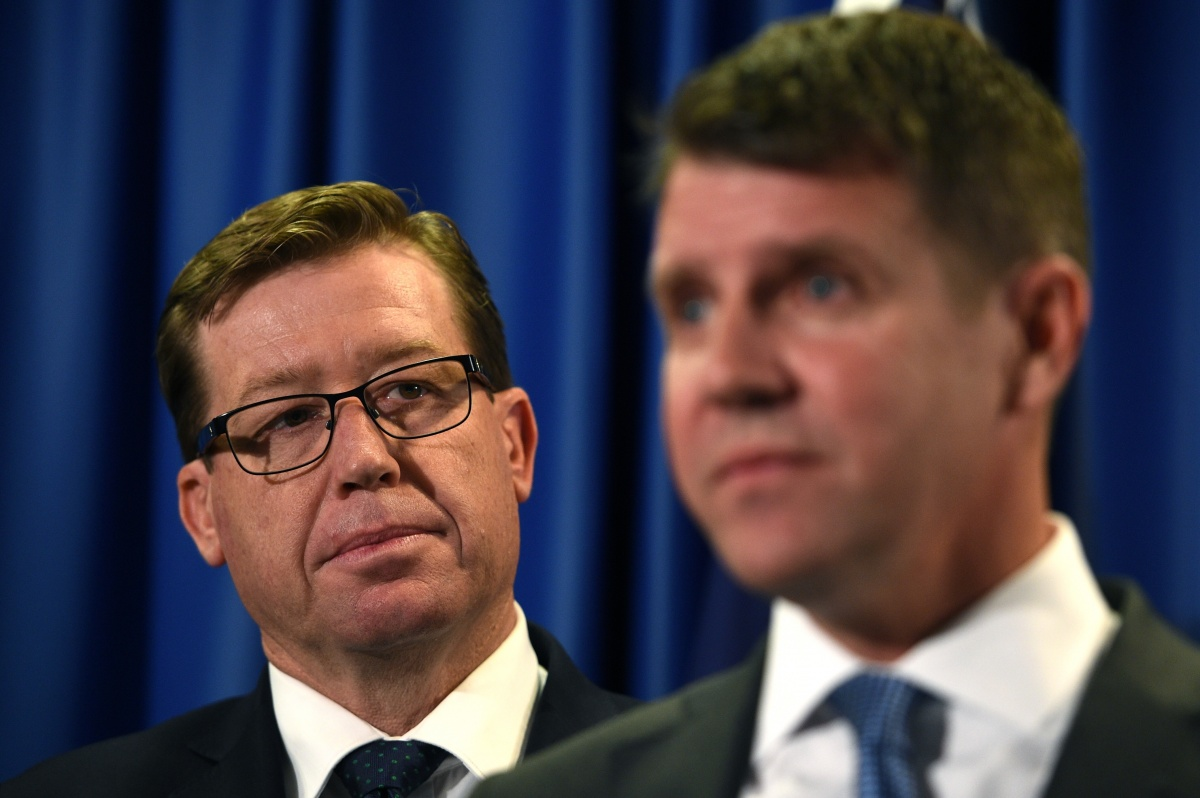 troy grant mike baird