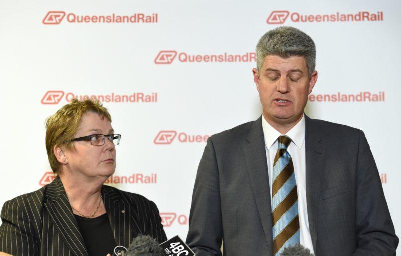 Stuart Hinchliffe Queensland Rail