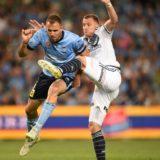 Berisha Melbourne Victory v Sydney
