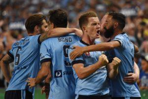 Sydney FC v Victory