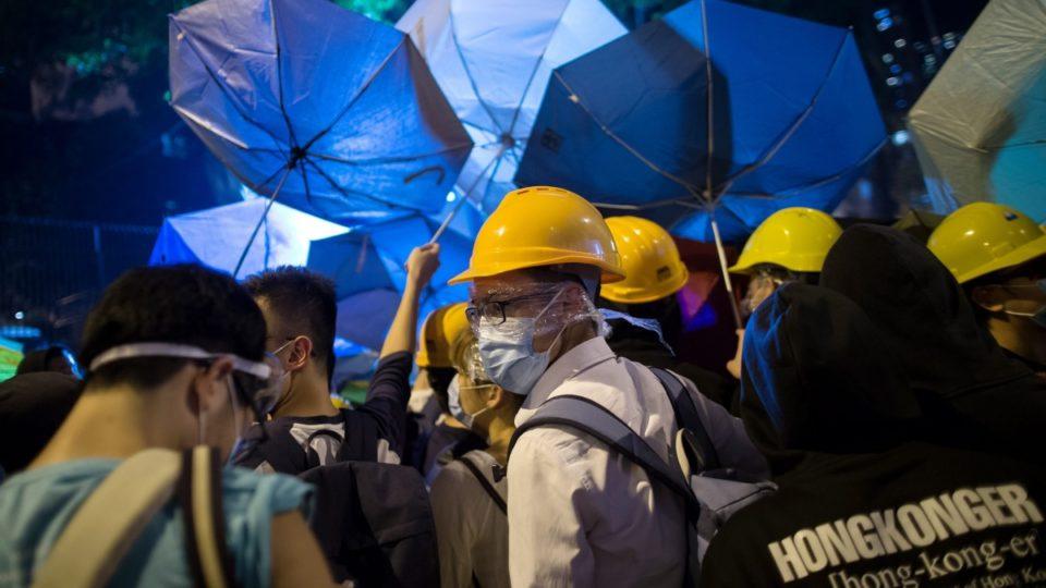 Hong Kong protests Nov 6, 2016