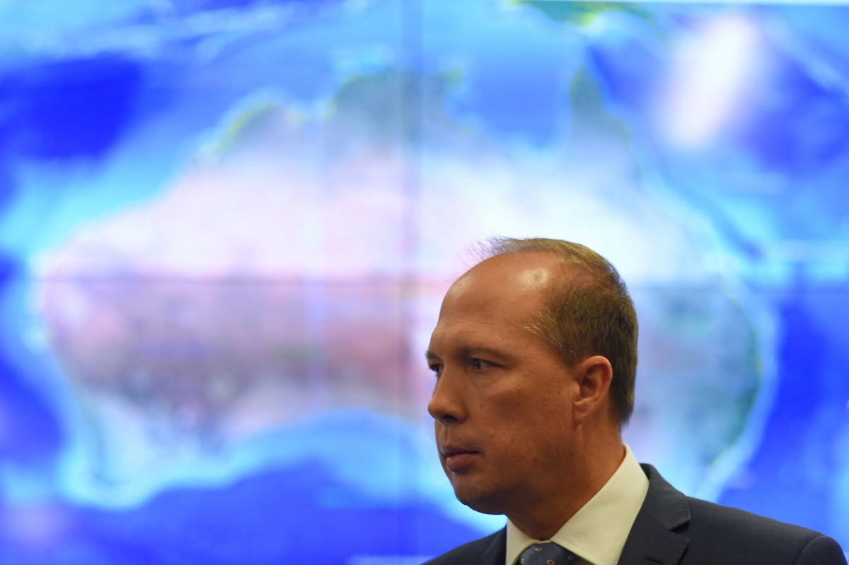 peter dutton refugee resettlement