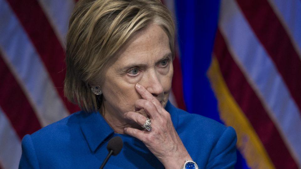 Hillary Clinton Nov 16, 2016