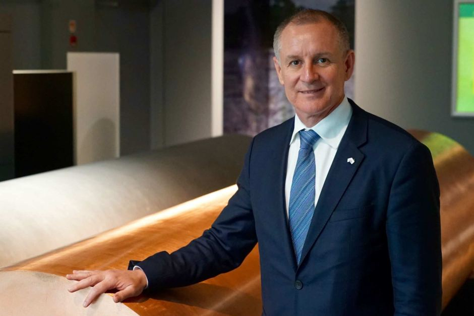 Premier Weatherill signalled the nuclear debate was not over, saying all community views must be considered. Photo: ABC