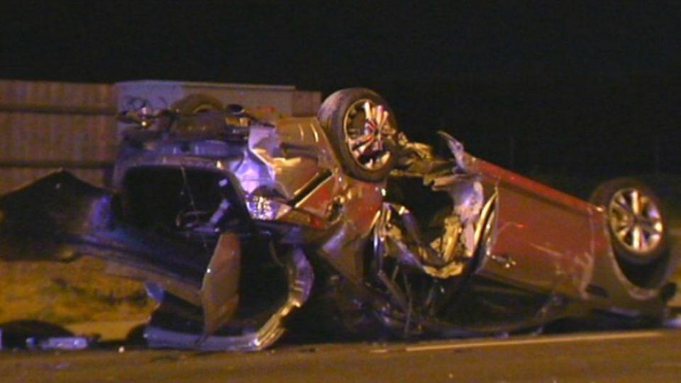 Fatal car smash melbourne