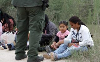 US Mexico border problem