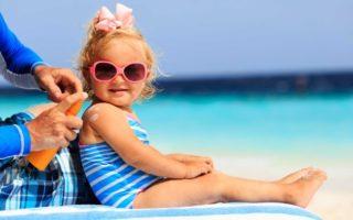 sunscreen summer