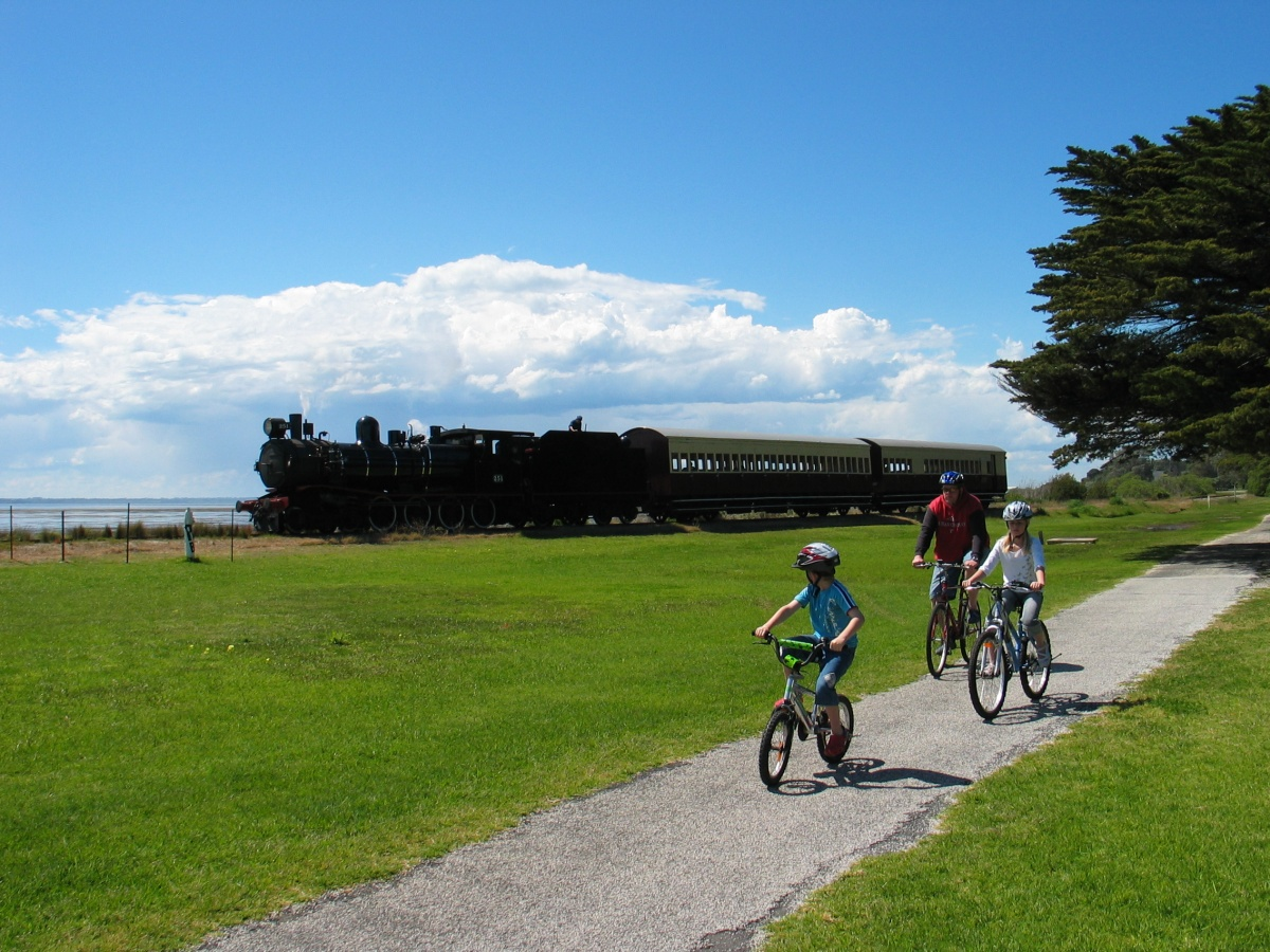 bellarine rail trail