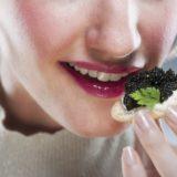 trump caviar