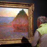 Claude Monet's Grainstack