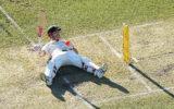 David Warner - Australia v South Africa first Test