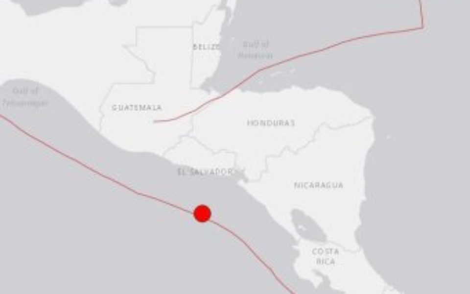 Tsunami Warning After Powerful Quake In Central America