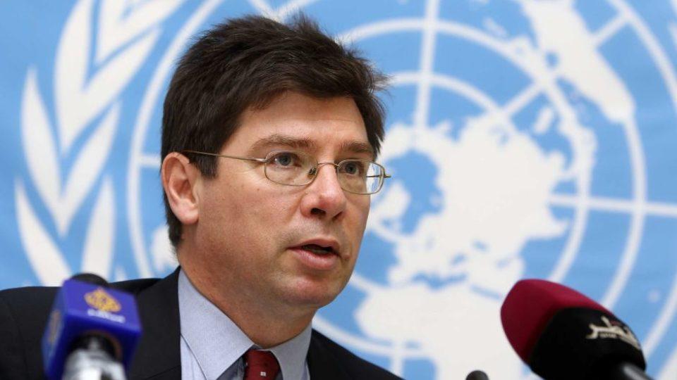 UN Francois Crepeau human rights