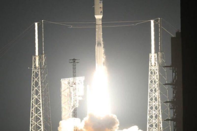 GOES-R weather satellite