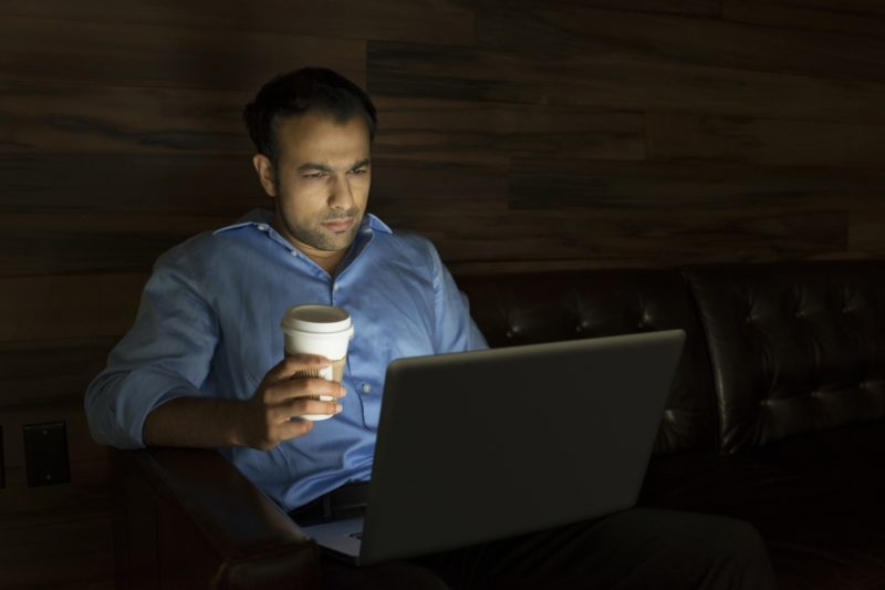 Night work can leave you isolated. Photo: Getty