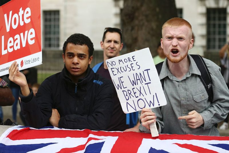 The High Court decision has infuriated many Leave supporters. Photo: Getty.