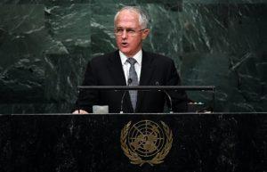 Malcolm Turnbull diplomacy