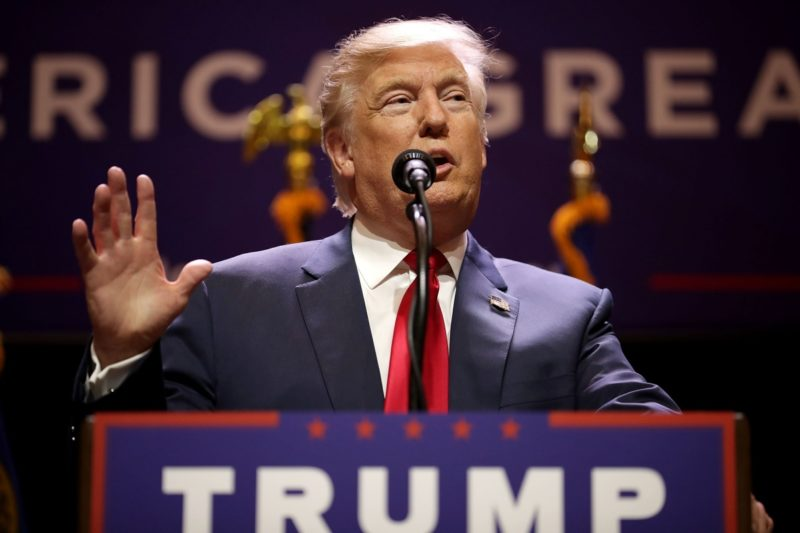 Trump russia link