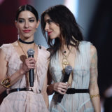 aria awards the veronicas