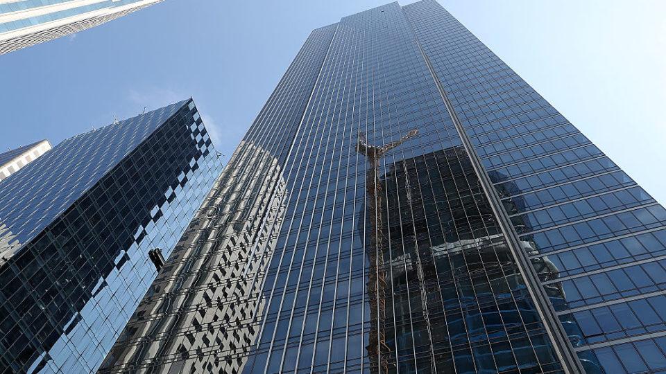 San Francisco's Millennium Tower