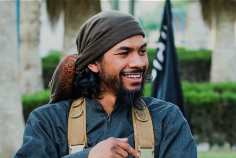 ISIS member arrested